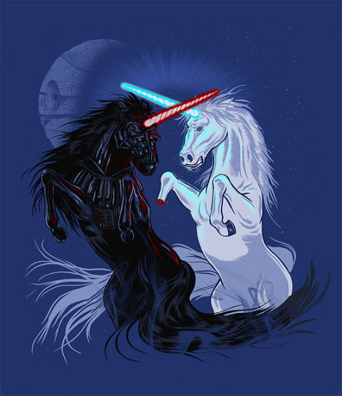 Star Wars Unicorns