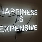 Happiness is expensive von Alejandro Diaz
