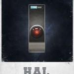 HAL 9000 Werbung