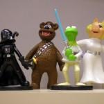 Die Muppets als Star Wars Charaktere