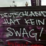 Deutschland hat kein Swag!
