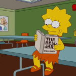 Lisa liest The Bell Jar