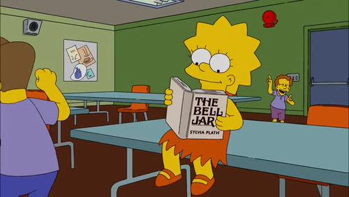 Lisa liest The Bell Jar