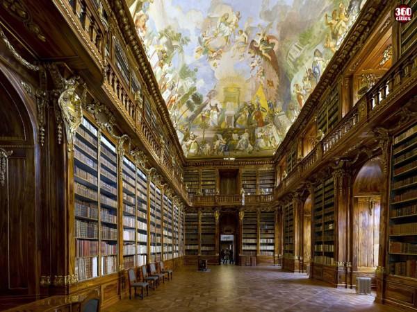 Strahover Bibliothek Philosophiehalle
