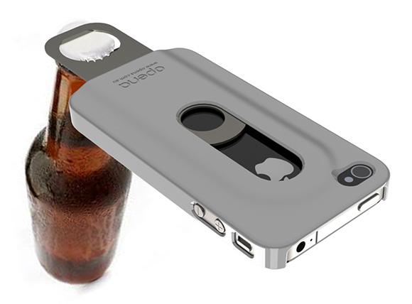The Opena, der iPhone Flaschenöffner