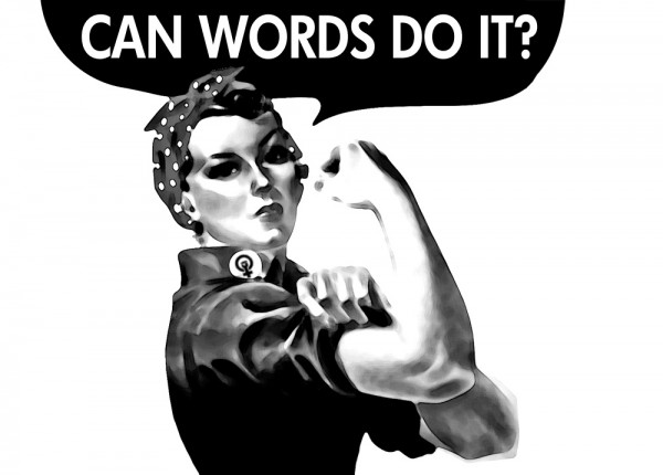 Can Words Do It?