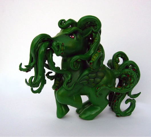 My little Pony Cthulhu