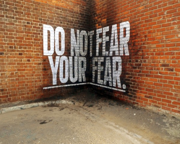Do Not Fear Your Fear