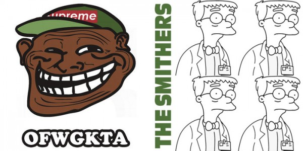 Odd Future Wolf Gang Kill Them All & The Smithers