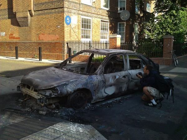 Die Riots in London