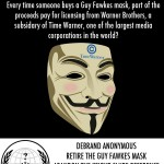 Time Warner & Anonymous