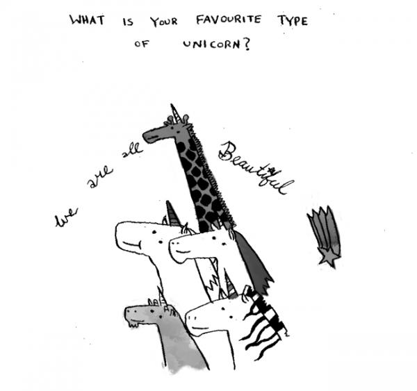 Favorite Type Of Unicorn