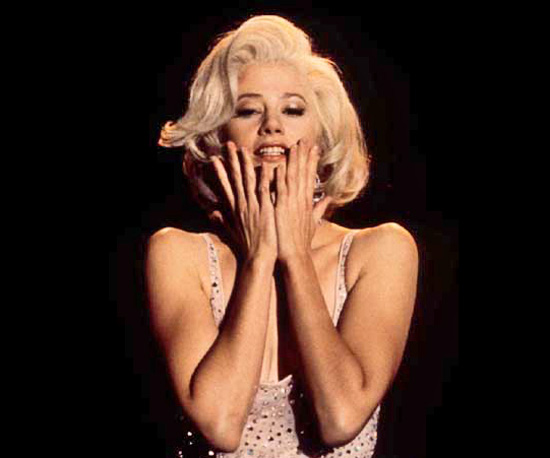 Mira Sorvino als Marilyn Monroe