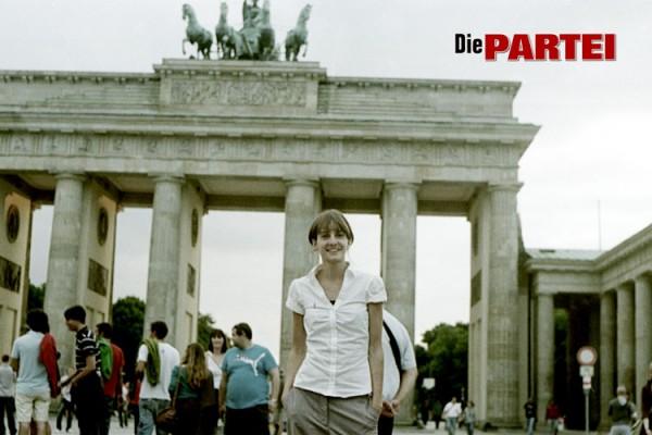Anna Bauer - Die Partei