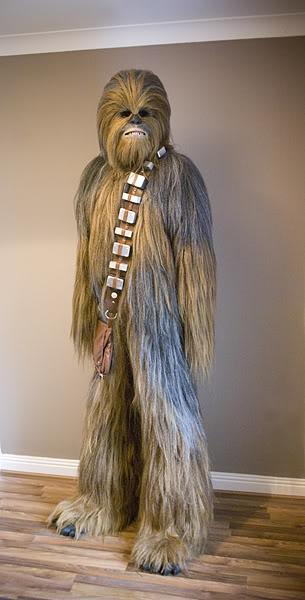 Chewbacca Cosplay