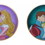 Disney Princes & Princesses kissing