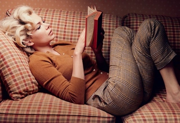 Michelle Williams als Marilyn Monroe