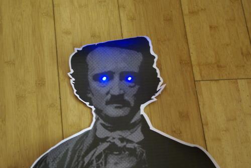 Edgar Allen Poe von Ojo Señor