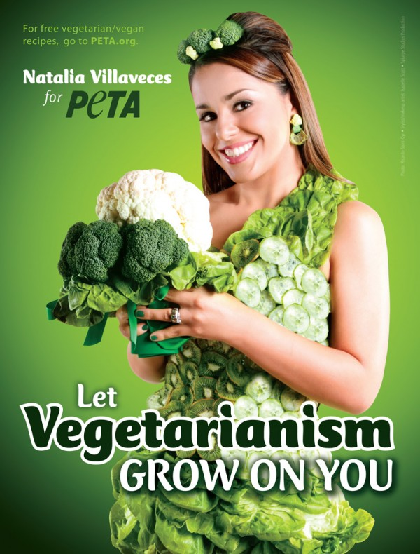 Natalia Villaveces: Let Vegetarianism Grow on You