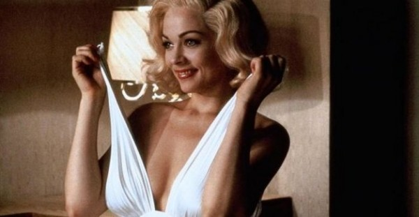 Theresa Russell als Marilyn Monroe