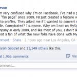 Tom Anderson über Myspace auf Facebook