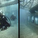 Die Vanderberg - Kunst unterwasser