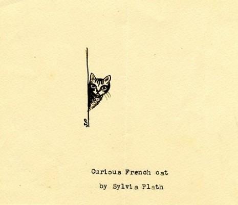 Katze von Sylvia Plath