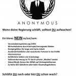 Anonymous: Operation Paperstorm