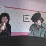 Freddie Mercury und John Lennon (nicht)