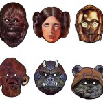 Star Wars Masken