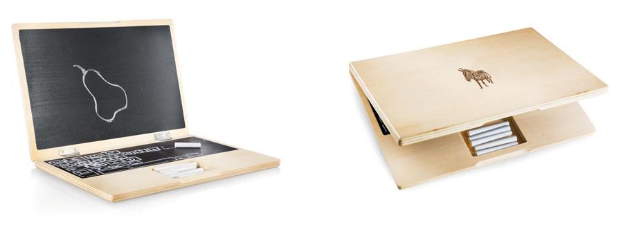 iwood laptoptafel f r kinder kotzendes einhorn. Black Bedroom Furniture Sets. Home Design Ideas