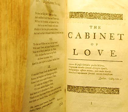 Cabinet Of Love