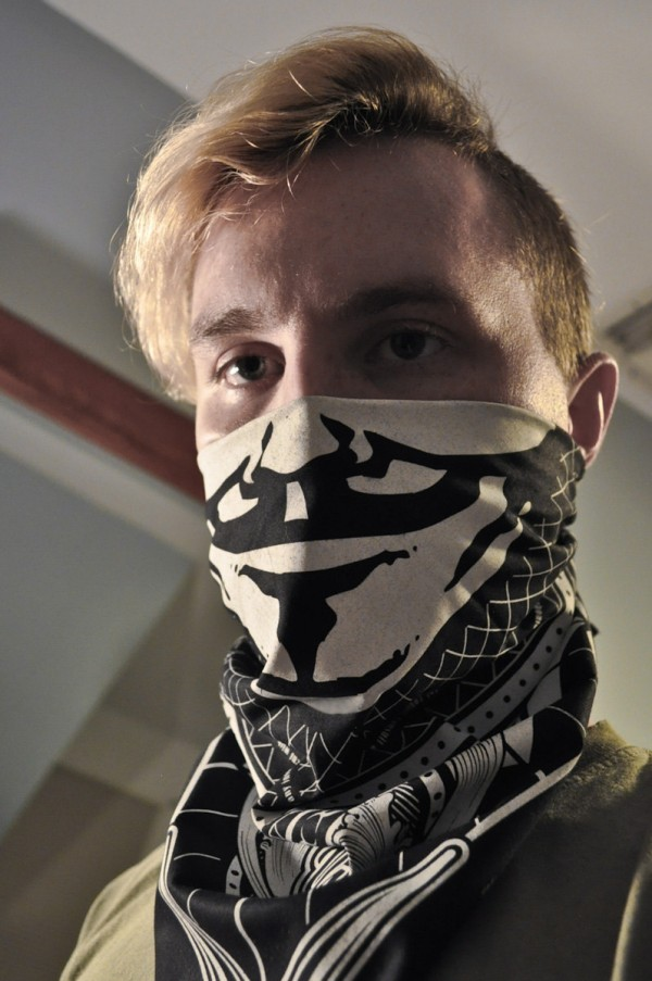 Guy Fawkes Bandana