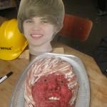 Justin Bieber aus Mett