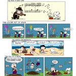 Lovecraft im Peanuts Style