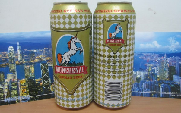 Munchenal Einhorn Bier