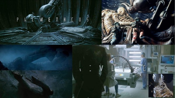 Alien vs Prometheus