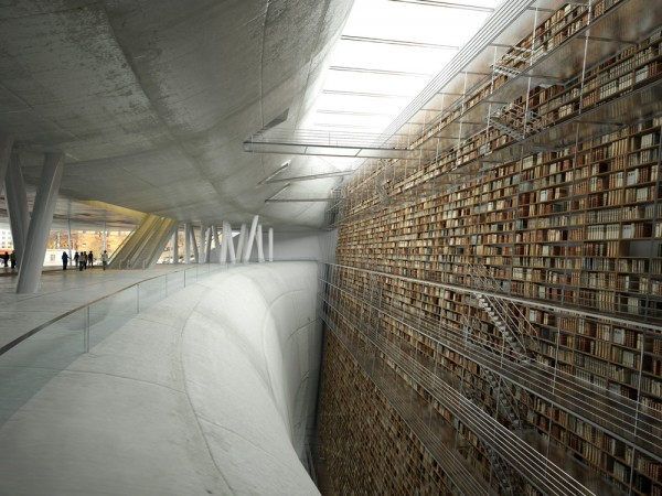 Wall Of Knowledge