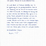 Offener Brief an den Papst