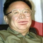 Kim Jong-Il mit Lana Del Reys Lippen