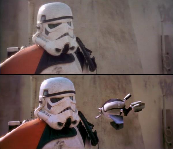 Alle Änderungen die an Star Wars vorgenommen wurden