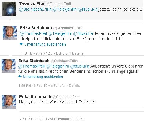 Steinbach vs Extra 3