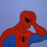 Facepalm Spiderman