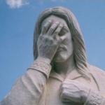 Facepalm Jesus