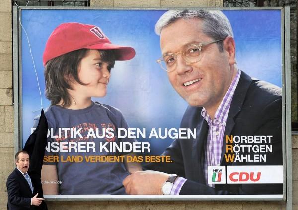 Politik aus den Augen unserer Kinder