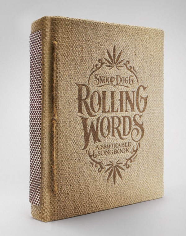 Snoop Dogg Rolling Words Buch