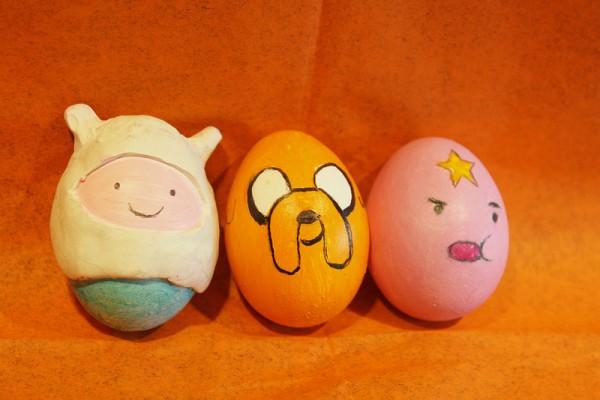 Adventure Time Eier