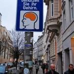 Gehirn benutzen!