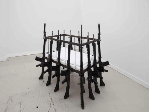 Kinderbett von Ruth Erdt