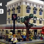 Shaun Of The Dead in LEGO